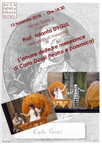 3. Conferenza J.Dygul 13feb2018